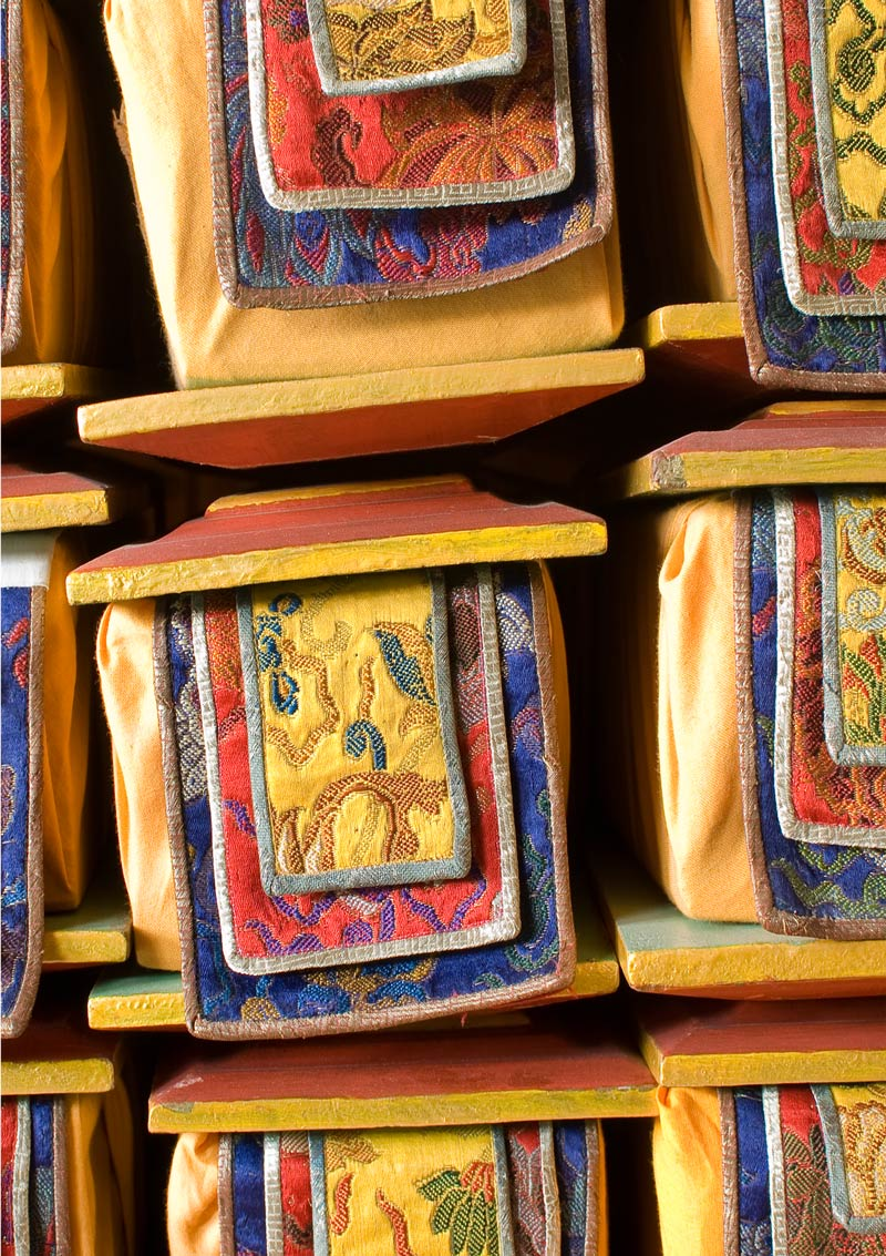Tibetan Buddhist Prayer Book