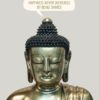 Buddha and text 'Happiness Never Decreases By Being Shared'